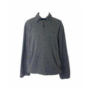 ~Men's Medium Polo Ralph Lauren Fleece Jacket